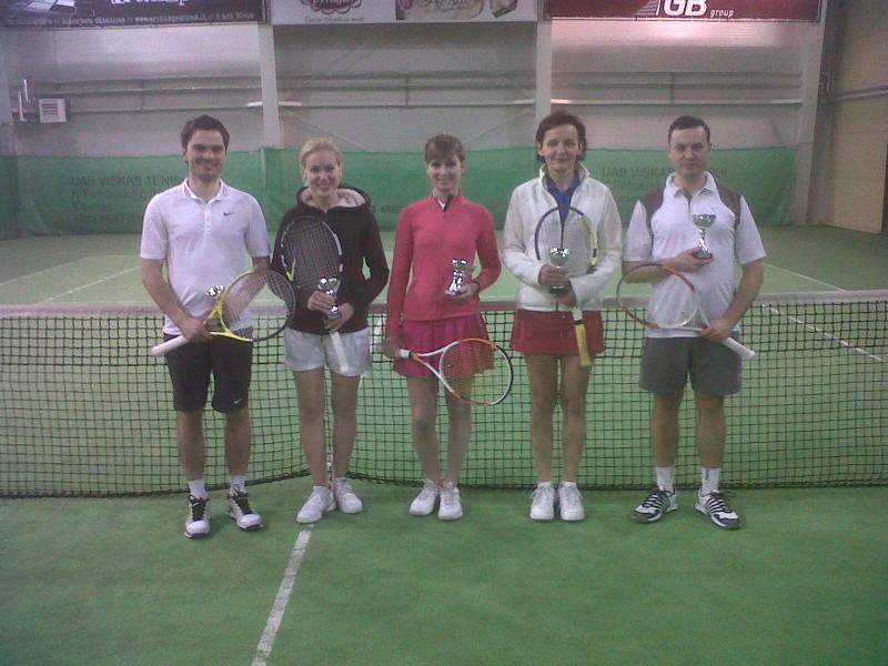 BLIC teniso mix turnyras