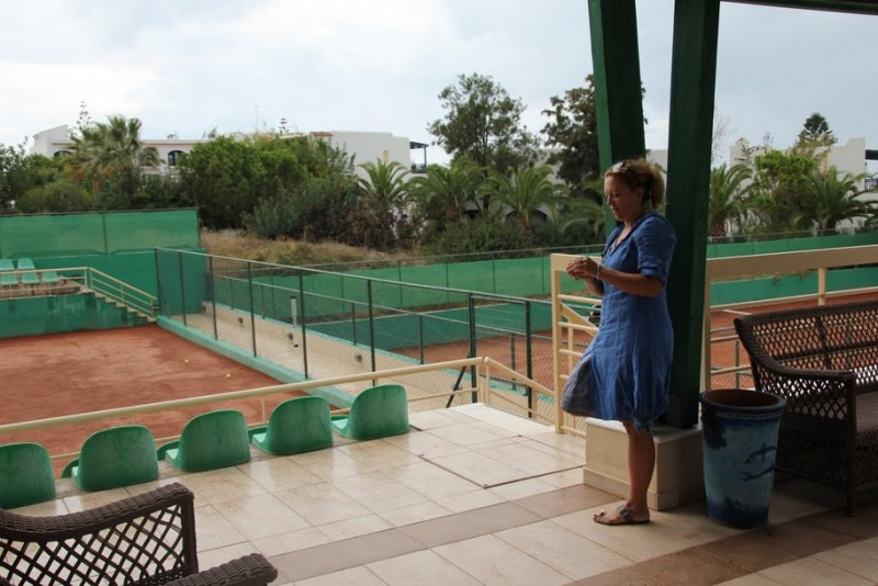 Teniso turnyras Kreta 2011