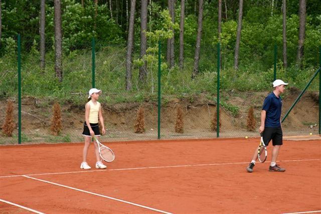 Vaikų teniso stovykla Dzūkijos Perlas 2011