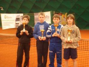 Teniso turnyras ekolitos taurė 2011