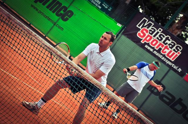 Teniso turnyras Tretorn taurė 2011