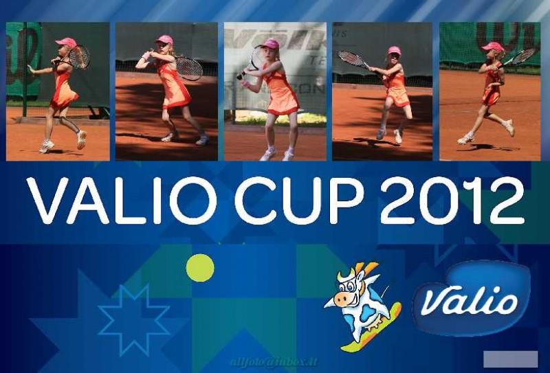 Vaikų teniso turnyras Valio 2012