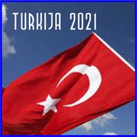 TURKIJA 2021