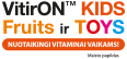 VitirON KIDS vitaminai